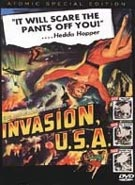 INVASION USA DVD